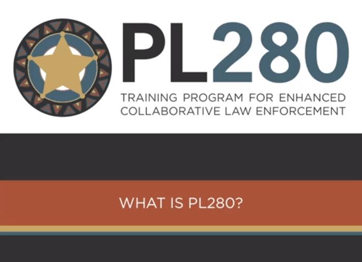Public Law 280 Training Program for Enhanced Collaborative Law Enforcement