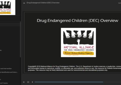 Drug Endangered Children (Overview)