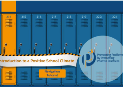 P5 – Preventing Problems by Promoting Positive Practices